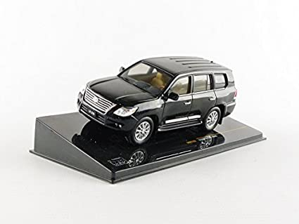 Amazon Com Ixo Lexus Lx570 2006 Diecast Model Car Toys Games