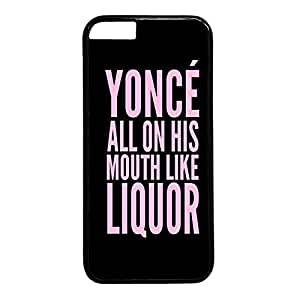 beyonce seafolly Custom Back Phone Case for iphone 6 4.7 PC Material Black -1218029
