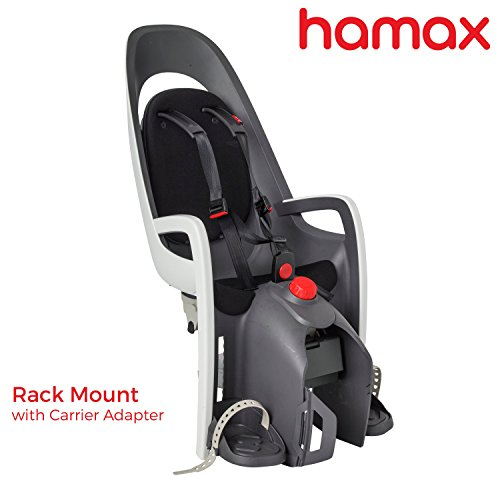Caress Child Bike Seat Ultra Shock Absorbing Frame Or Rack Rear
