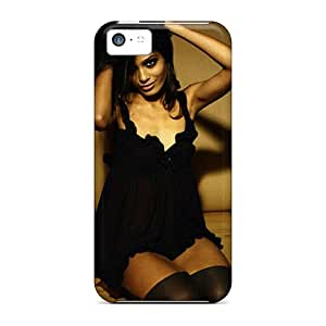 New Style Hard Cases Covers For Iphone 5c- Freida Pinto