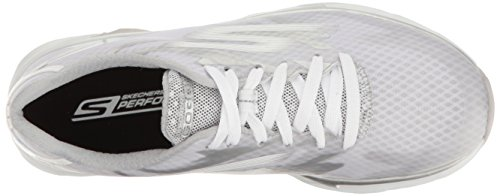 Images of Skechers Performance Women's Go Golf Blade 13635 White and Pink
