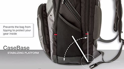 aa1957ac5b5 Wenger Synergy Backpack, Gray (GA-7305-14F00) - Import It All