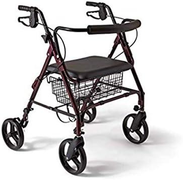 IYHFXVCBD Carrito de Compras Patinador de Cuatro Ruedas con Soporte para la Espalda Desmontable y desplazable Escalera de la Carretilla para Uso General escalad: Amazon.es: Deportes y aire libre
