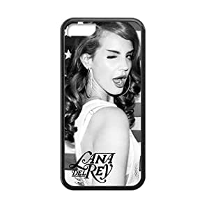 Customized iPhone Case Lana Del Rey Poster Printed Laser Rubber iphone 6 4.7 Case Cover