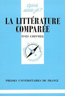 La littérature comparée par Chevrel