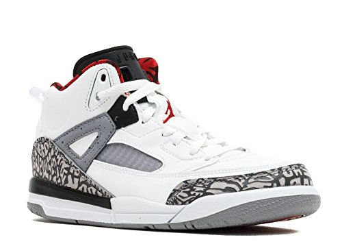 Nike Air Jordan Spizike BP Little Kid's Shoes White/Cement Grey, 3