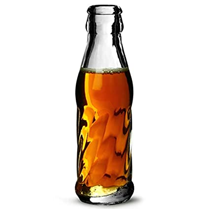Mini Cola botella 1,5 oz/45 ml | Diseño de botellas de Coca