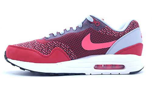 NIKE AIR Max 1 Jacquard 644153 600 sneakers Men Shoes Zapatillas Hombre Zapatillas, turnschuhe & sneaker herren/ 15709:44.5
