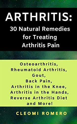 natural medicine for arthritis in knees