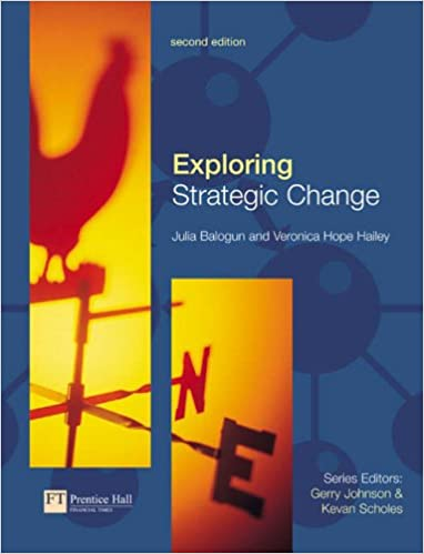 Book Exploring Strategic Change