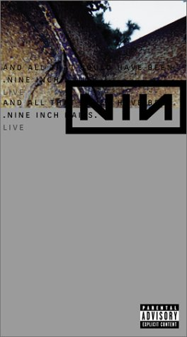 Nine Inch Nails Live - And All That Could Have Been [VHS]