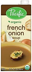 Pacific Foods, Organic French Onion Soup (Pack of 2)
