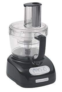 KitchenAid KFP750OB 700-Watt 12-Cup Food Processor, Onyx Black (B0002MH3OC)   Amazon price tracker / tracking, Amazon price history charts, Amazon price watches, Amazon price drop alerts