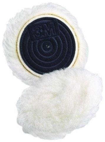 Single Sided 3M 85078 Finesse-it Knit Buffing Pad