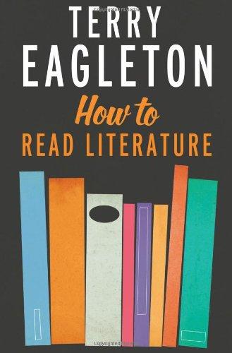 """How to Read Literature"" av Terry Eagleton"