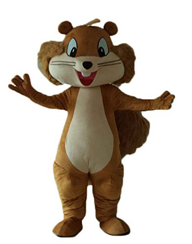 Lovely Adult Size Lovely Squirrel Mascot Costume for