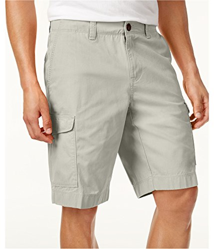 (Tommy Hilfiger Men's Big and Tall Classic Cargo Short, Stone, 54-2R)