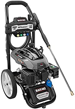Black Max BM802823 2800 PSI / 2.3 GPM Gas Pressure Washer