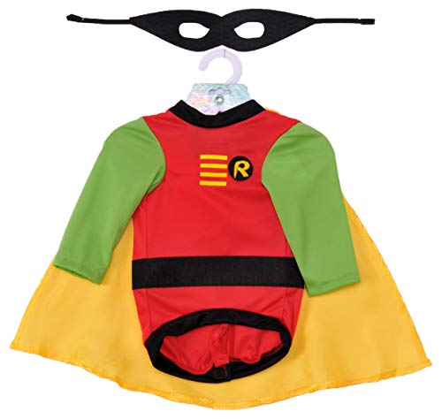 DC Comics Teen Titans Pet Costume, Medium, Robin - http://coolthings.us