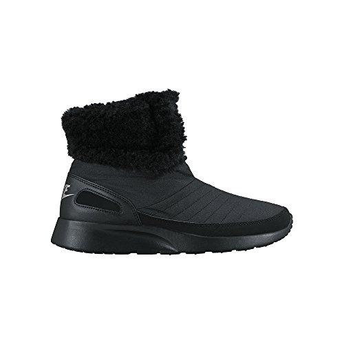 Nike Women's Kaishi Winter High Sneakerboot Shoes Black (7) (Womens Nike Snow Boots)