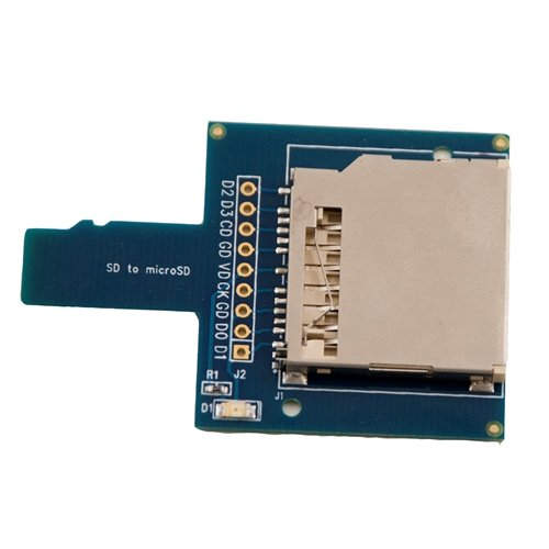 SD to Micro SD Adapter by Saiko Systems