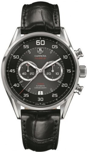 Tag-Heuer-Carrera-Black-and-Grey-Dial-Chronograph-Leather-Mens-Watch-CAR2B10FC6235