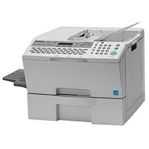 Panasonic UF-7200 Desktop Laser Multifunction Fax Machine with 100-Sheets ADF, 19ppm, 1.4 Seconds Quick Scan & USB 1.1 Port
