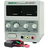 Escon Laboratory Metal Basic DC Power Supply for Mobile Repairing, Multicolour