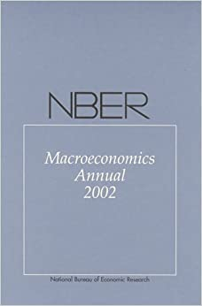 image for NBER Macroeconomics Annual 2002 (NBER Macroeconomics Annual series)