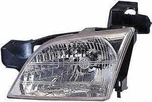 97-05 CHEVY CHEVROLET VENTURE HEADLIGHT LH (DRIVER SIDE) VAN (1997 97 1998 98 1999 99 2000 00 2001 01 2002 02 2003 03 2004 04 2005 05) 20-5124-00 10368389 Chevy Venture Van New Headlight