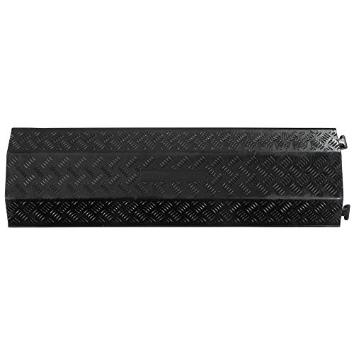 Rage Powersports DH-CR-5 2 Channel Cord Protector Cover Guard Cable Snake by Guardian Industrial Products (Image #5)
