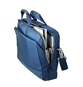 Fellowes Thrio Easy - Maletín para portátil, 15.4 pulgadas,410 x 52 x 285 mm, color azul