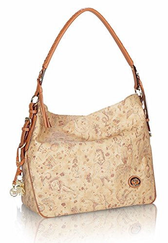 Sacca Piero Guidi Magic Circus Safari - Beige