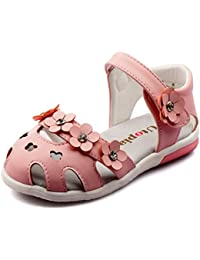 Nova Toddler Little Girls Summer Flower Sandals