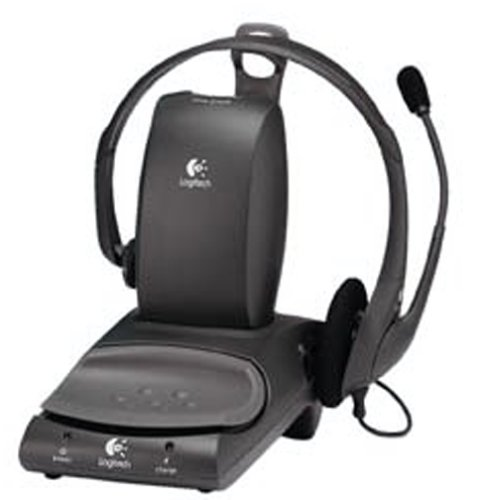 Logitech 980114 Corded Headset System for Telephone and P...