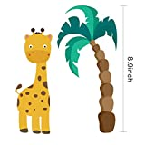 Wall Decals - Safari Adventure Decorative Peel