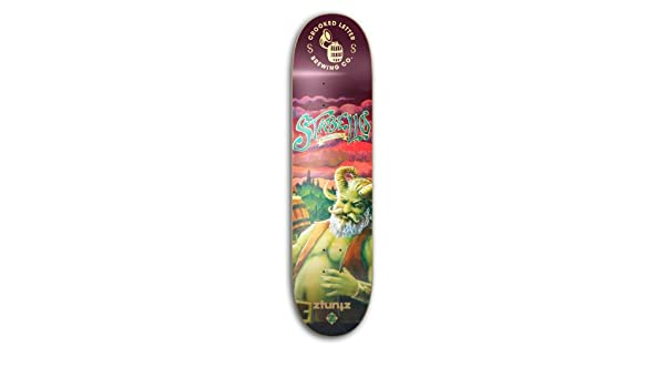 ztuntz skateboards Torcido Carta Brewing stabello Parque ...