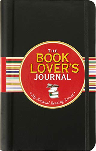 The Book Lover's Journal (Reading Journal, Book Journal, Organizer) from Brand: Peter Pauper Press