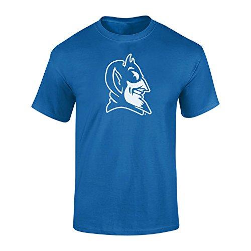 Duke Blue Devils TShirt Blue - XXL (Duke Blue Devils Fan)