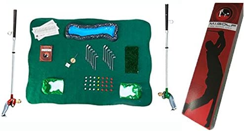 Mini Indoor Golf Game Competition Pack