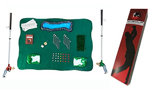 Competition Game - Mini Indoor Golf Game Competition Pack