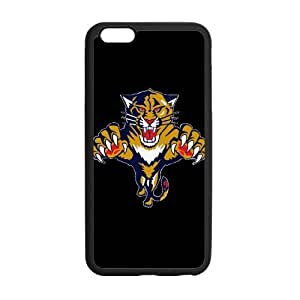 Custom Florida Panthers Pattern Design Phonecases Case for iPhone 6 5.5 inch (Laser Technology)