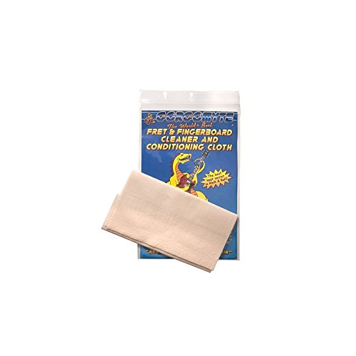 - JJ's Gorgomyte Fret & Fingerboard Cleaning Cloth (Original Version)