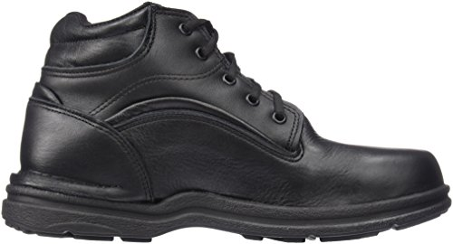 W RP8510 US Rockport Work Mens Work Shoe Black Postwalk 7 TwwORqn8