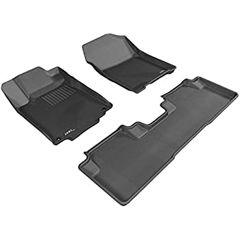 Lovely 3D MAXpider Complete Set Custom Fit All Weather Floor Mat For Select Honda  CR