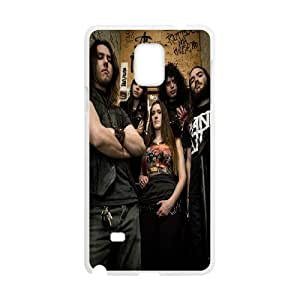 Generic Case Band Slayer For Samsung Galaxy Note 4 N9100 67T5T68021