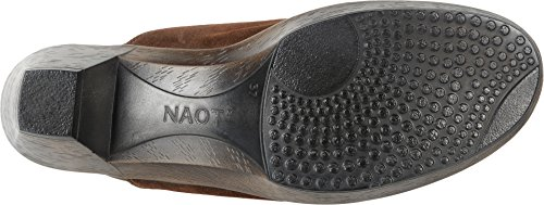 Pecan NAOT Upgrade Suede Clogs Seal Women's Brown Brown BYrqYZ1wW