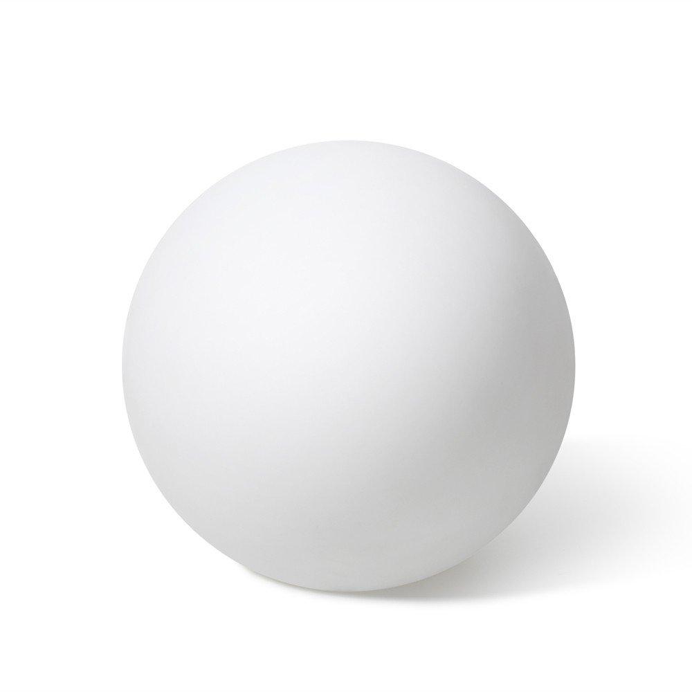 Velda 123636 boule lumineuse flottante solaire pour bassin de jardin, taille M diamètre 25 cm