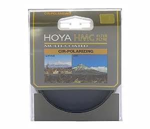 Hoya 58mm Circular Polarizer Multi Coated Glass Filter