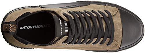 Gymnastique verde Chaussures Foresta Vert 4033 De le500026 Mmfw00975 4033 Morato Antony Hommes zIwvqxZnz